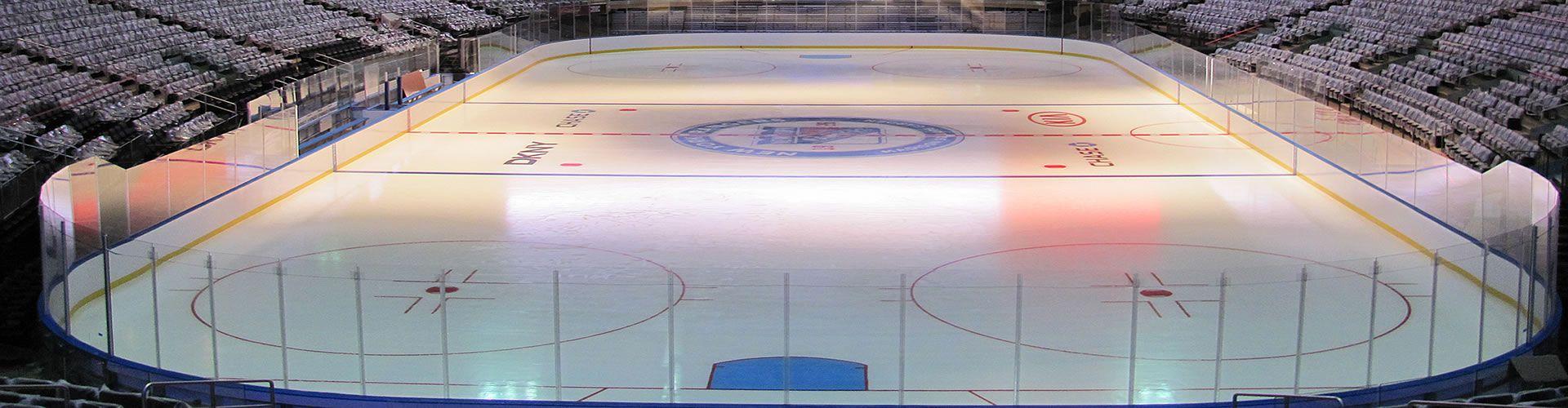 хоккейная разметка фото