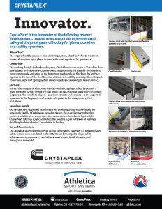 Innovator sheet