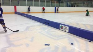 Optimizer Rink Divider by Athletica