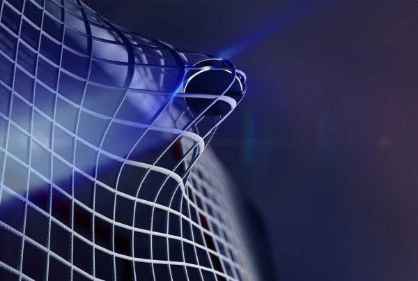 Hockey Protective Netting Saving Spectators