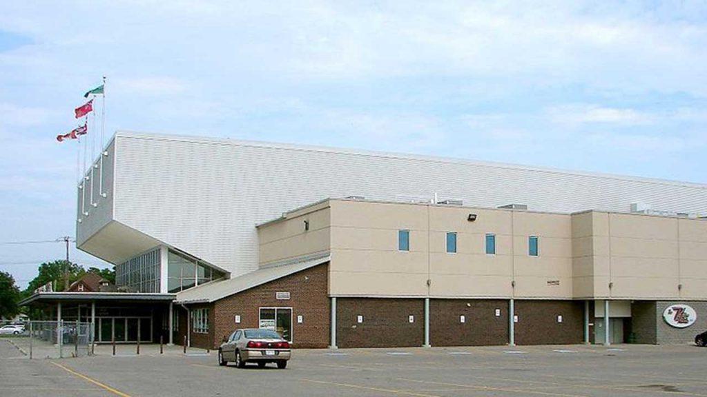 Peterborough Memorial Centre