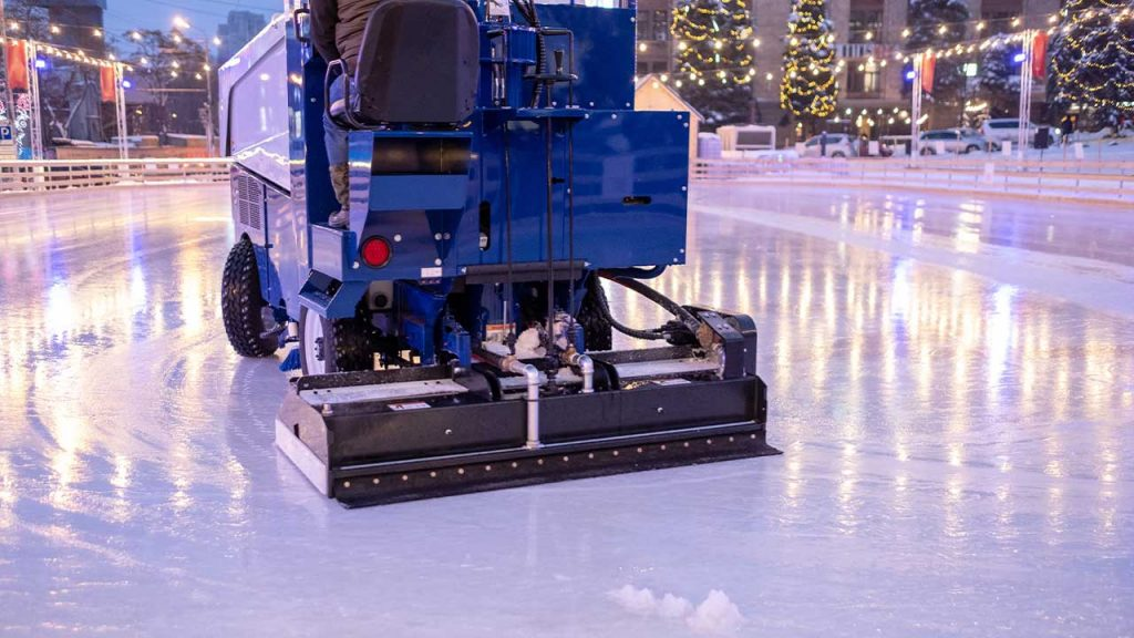 The Best Ice Rink Tools