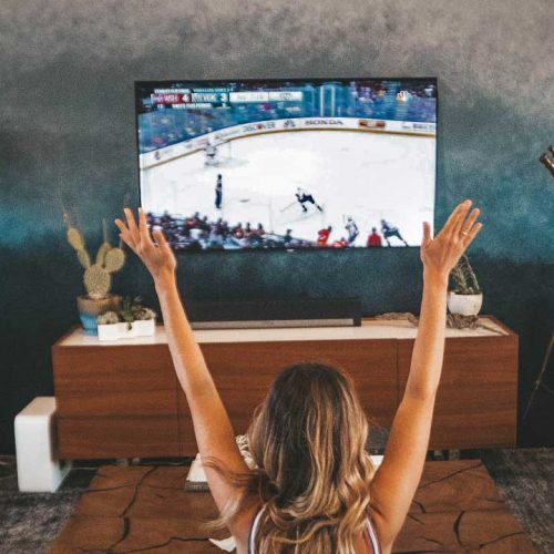 How Technology is Changing NHL Fan Experience