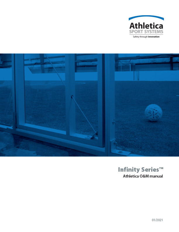 Infinity Series O&M product manual