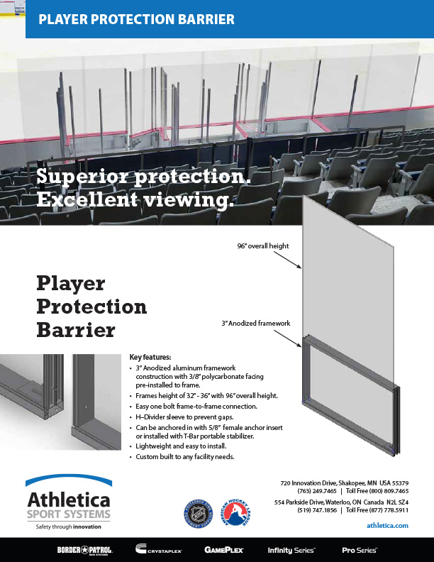 Player Protection Barrier